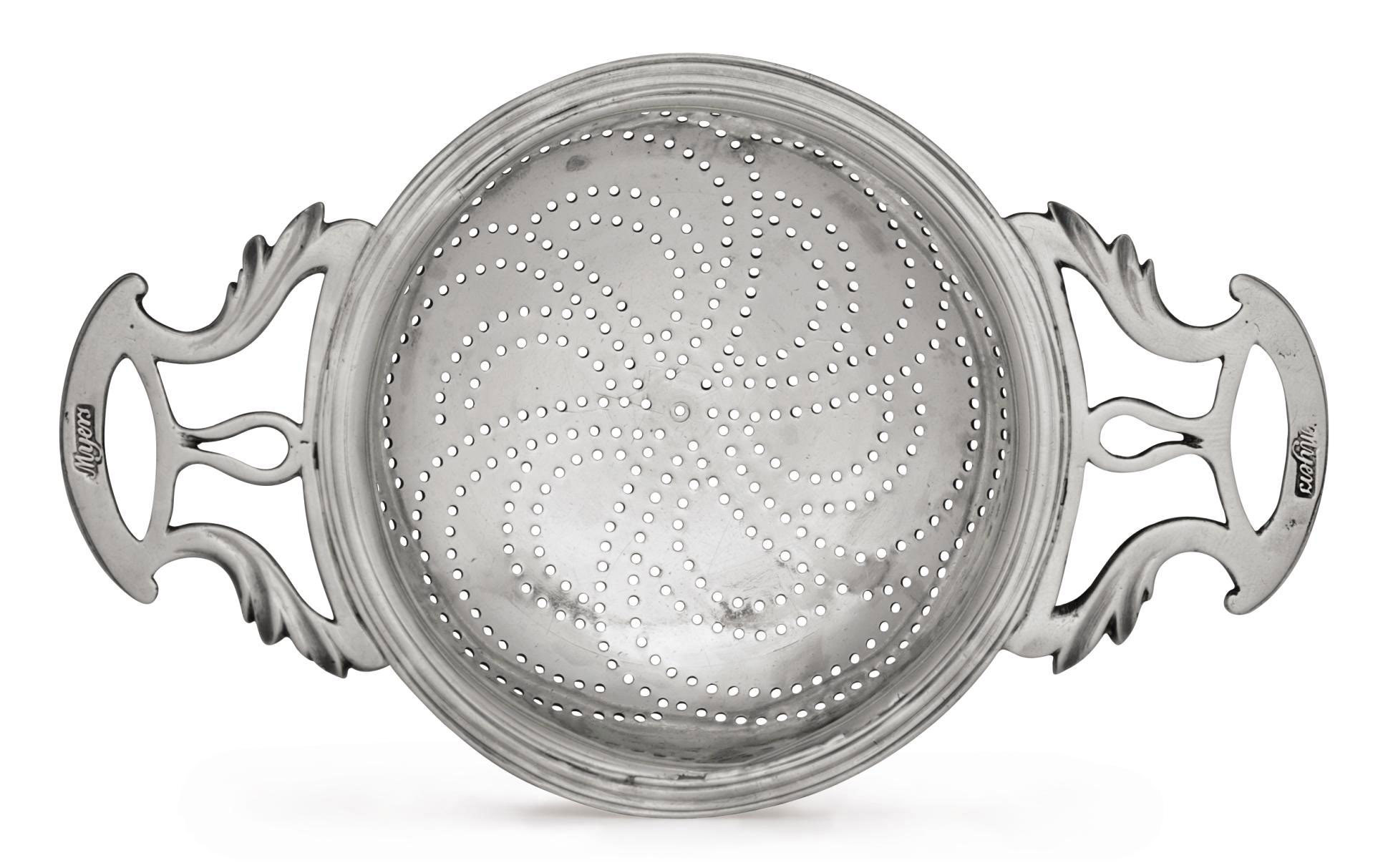 A SILVER STRAINER
