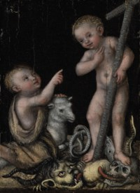 The Infant Christ and Saint John the Baptist