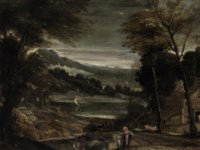 The Return from the Flight into Egypt