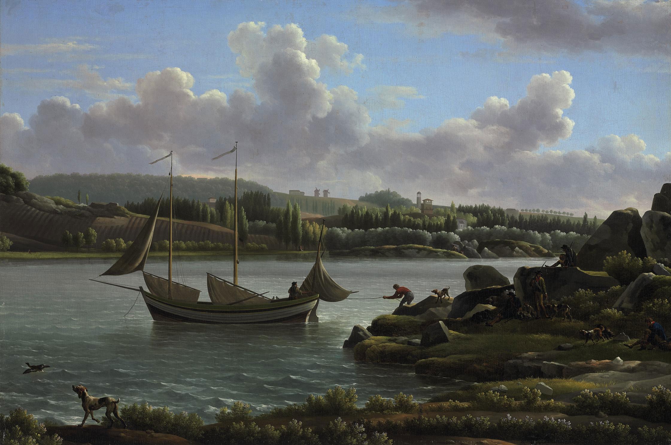 Jean-Joseph-Xavier Bidauld (Carpentras 1758-1846 Montmorency)