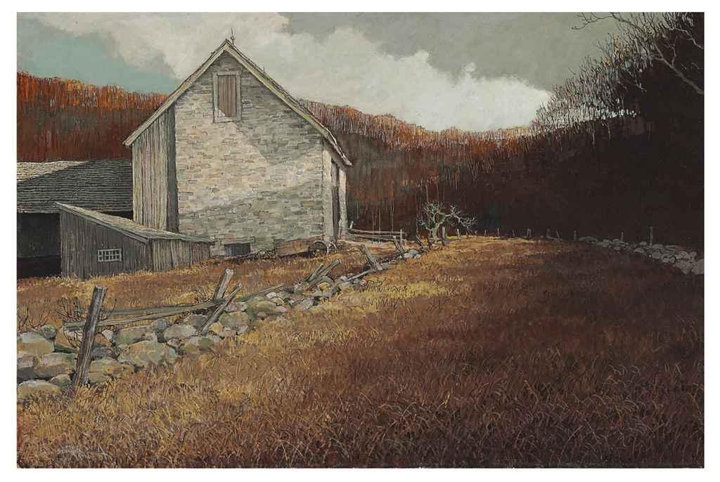 Stone Barn