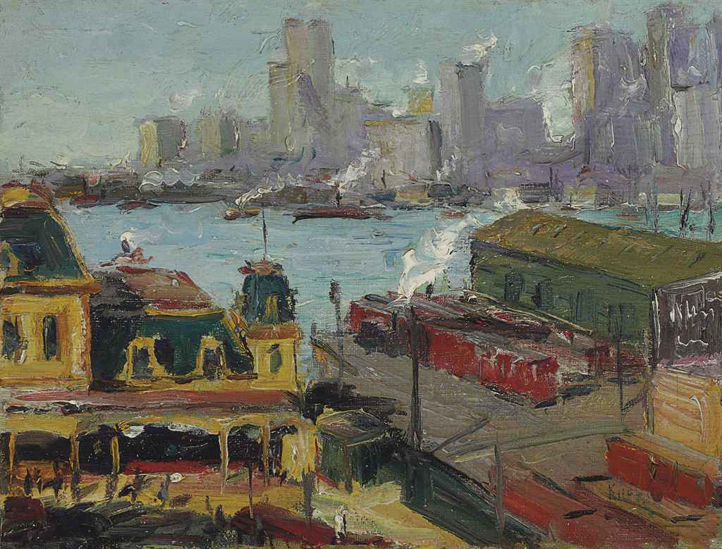 Wall Street Ferry