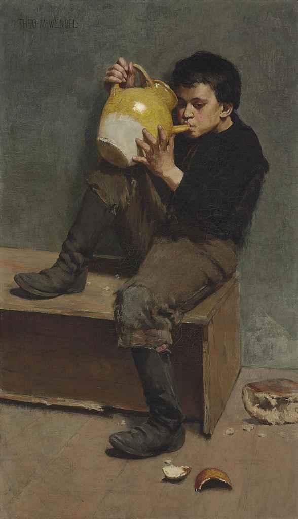 Theodore Wendel (1859-1932)