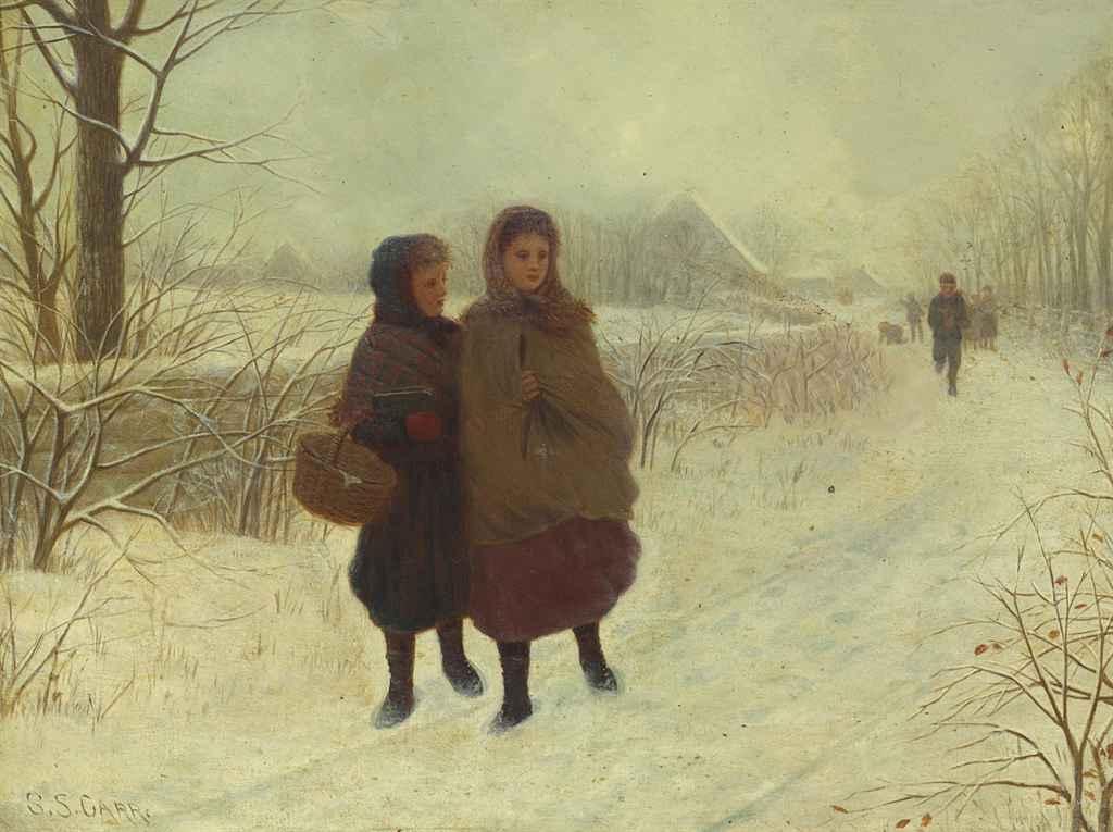 A Cold Walk Home