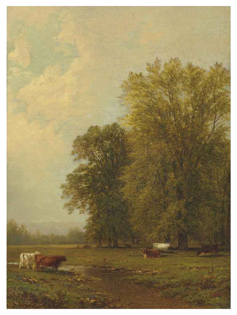 Saratoga Landscape