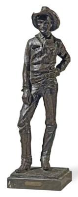 Harry Jackson (b. 1924)