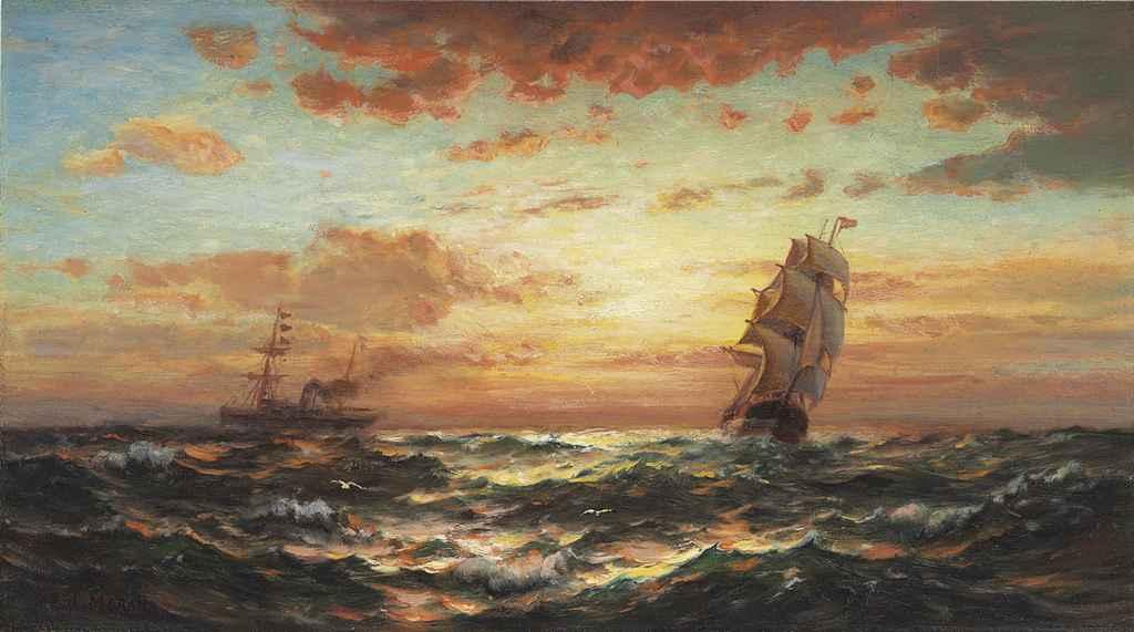 Edward Moran (1829-1901)