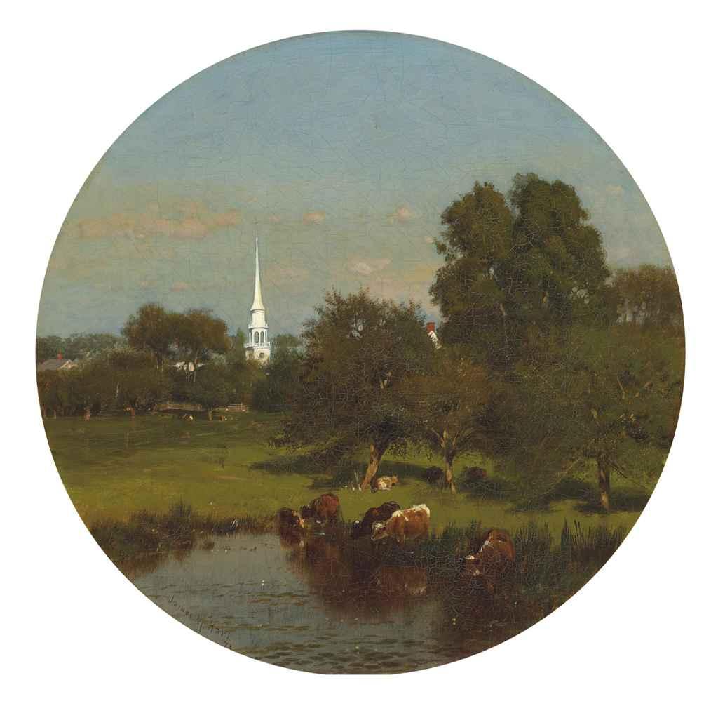 James MacDougal Hart (1828-190