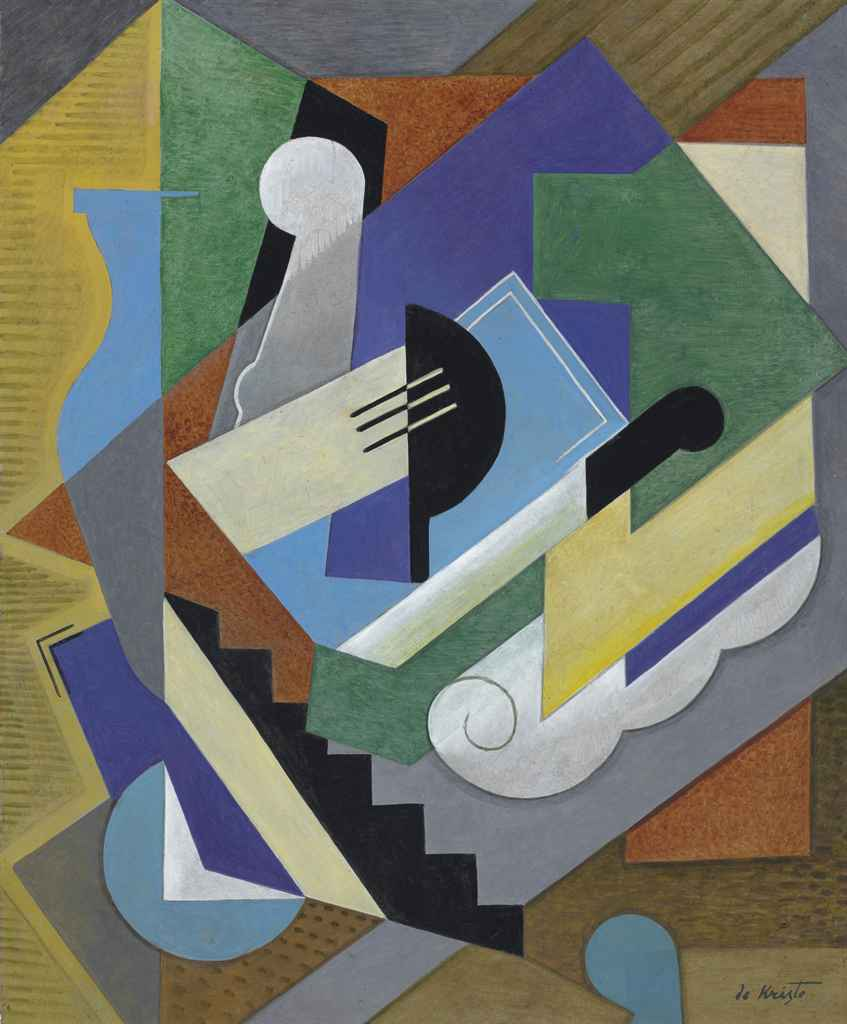 Abstraction geometrique
