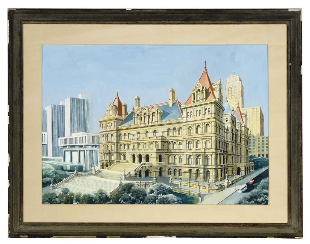 State Capital, Albany