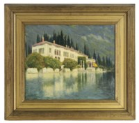 Villa Monasterio, Lake Como