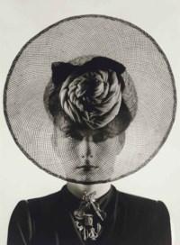 Hat and Jewelry, probably by Schiaparelli, 1938