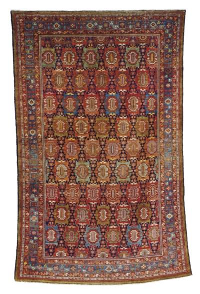 A NORTHWEST PERSIAN CARPET