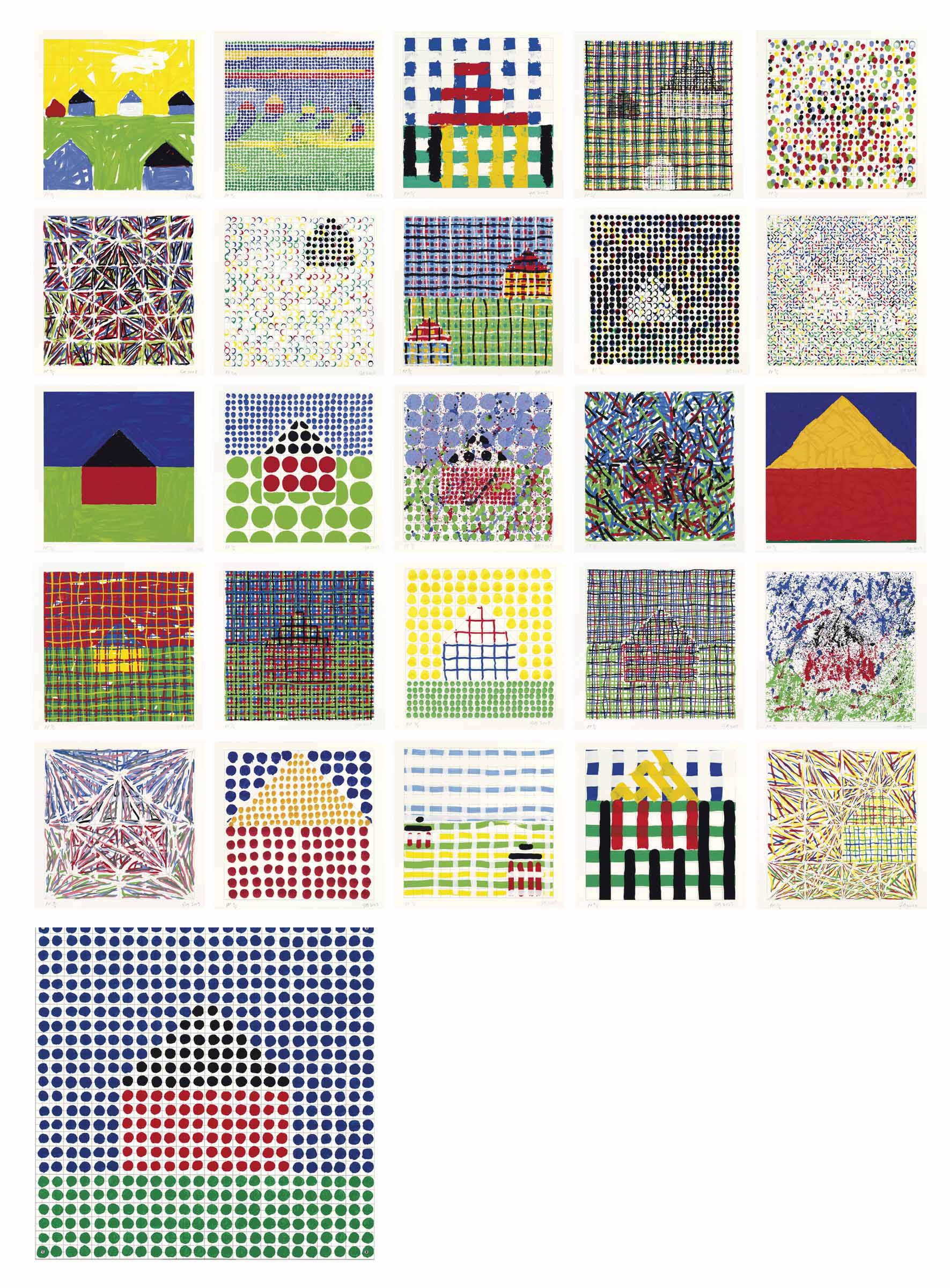 House, Brand X Editions Ltd., New York, 2003