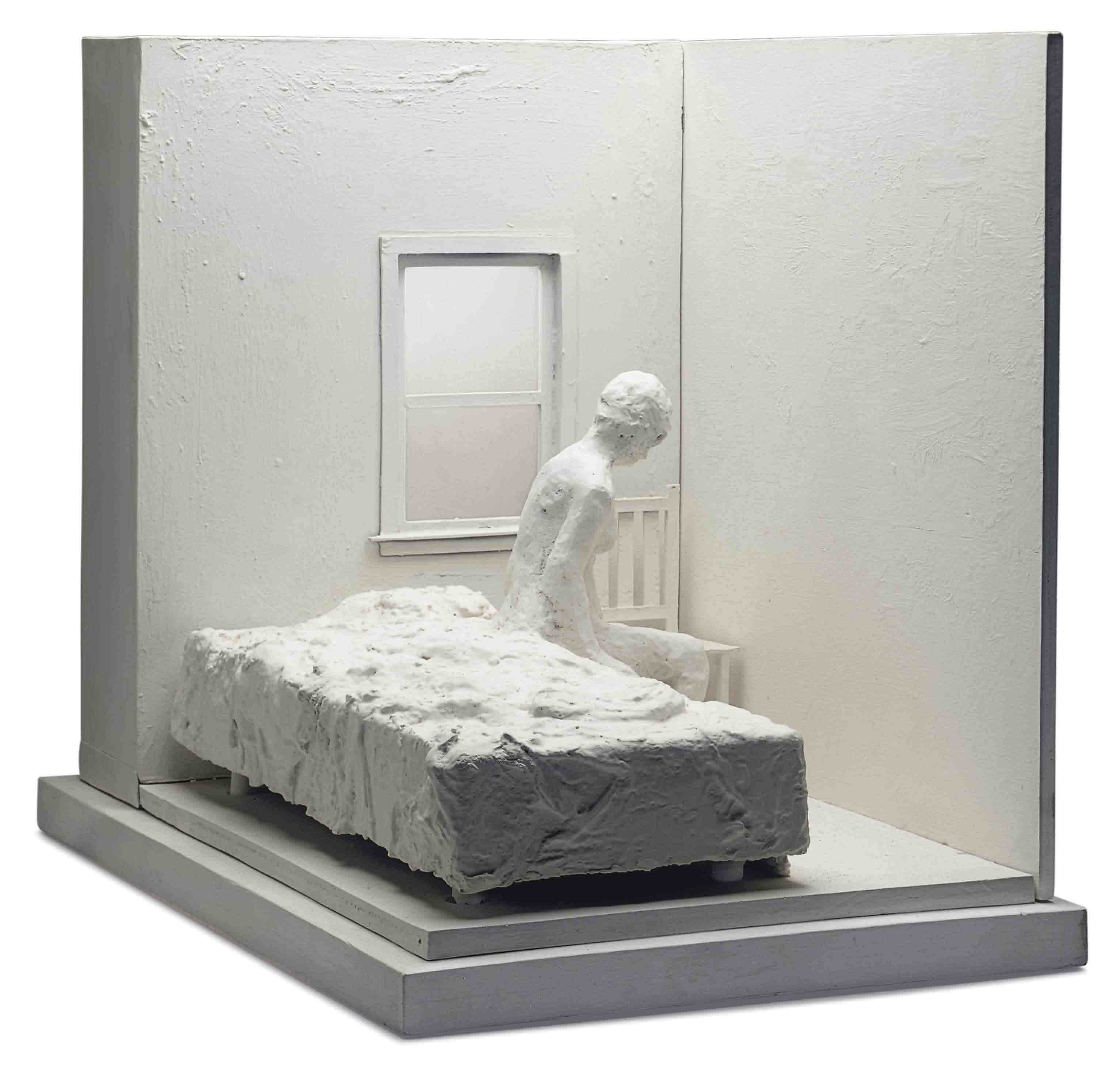GEORGE SEGAL (1924-2000)
