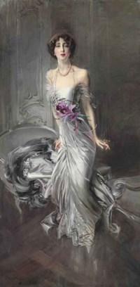Ritratto di Madame Eugène Doyen