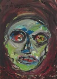 Dr. Mayer-Hermann (Damonisches Gesicht)