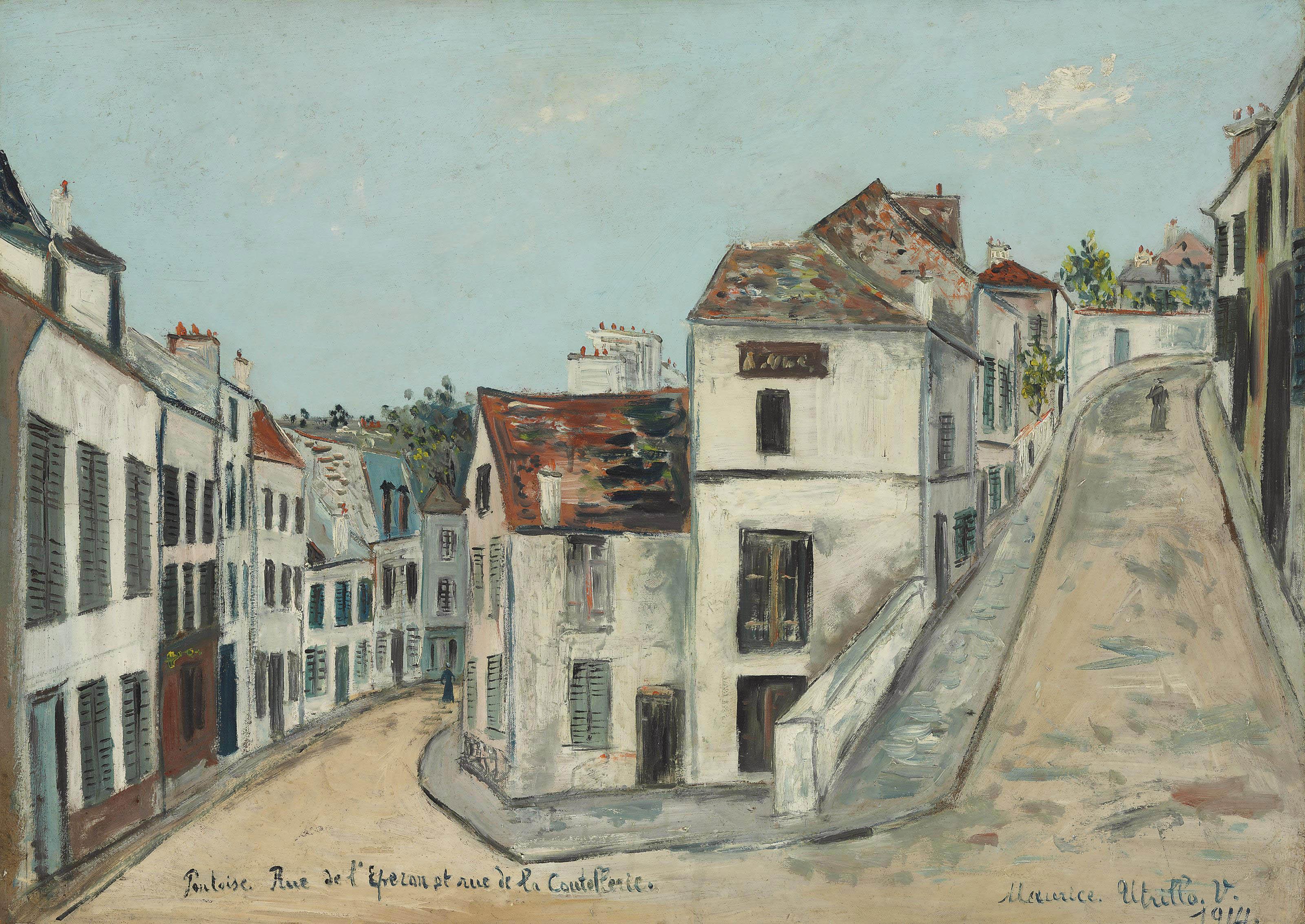 Maurice Utrillo (1883-1955)