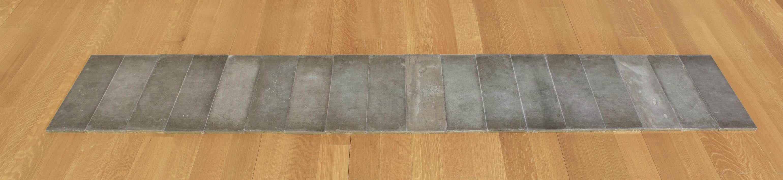 18 Aluminum Row