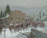 The Hitching Rail