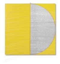 Rond et carré jaune