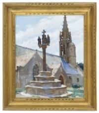 Church in Brittany