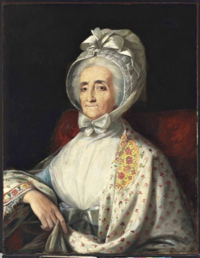 Attributed to MATHER BROWN (Am