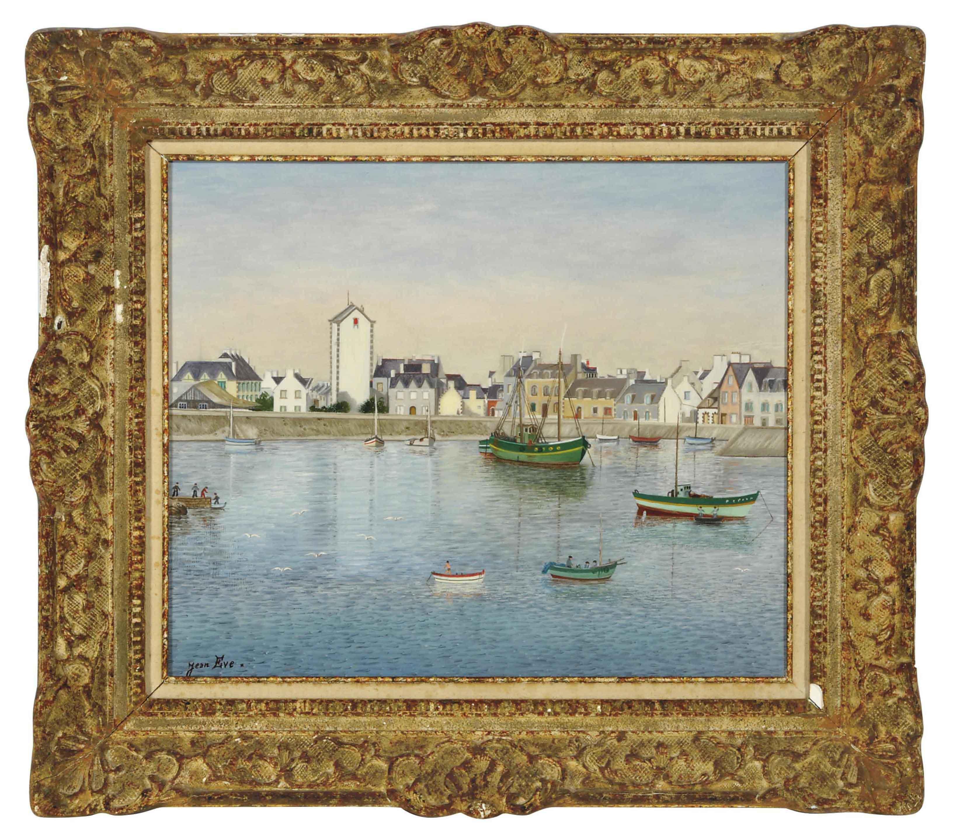 Le Guilvinec: Fond du Port