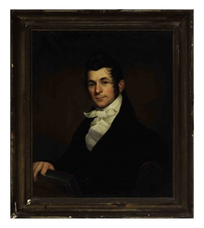Bass Otis (American, 1784-1861