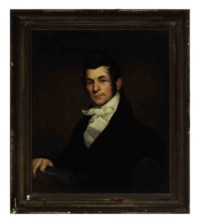 Portrait of William Musser