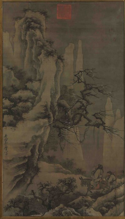 ANONYMOUS (MING DYNASTY, 1368-