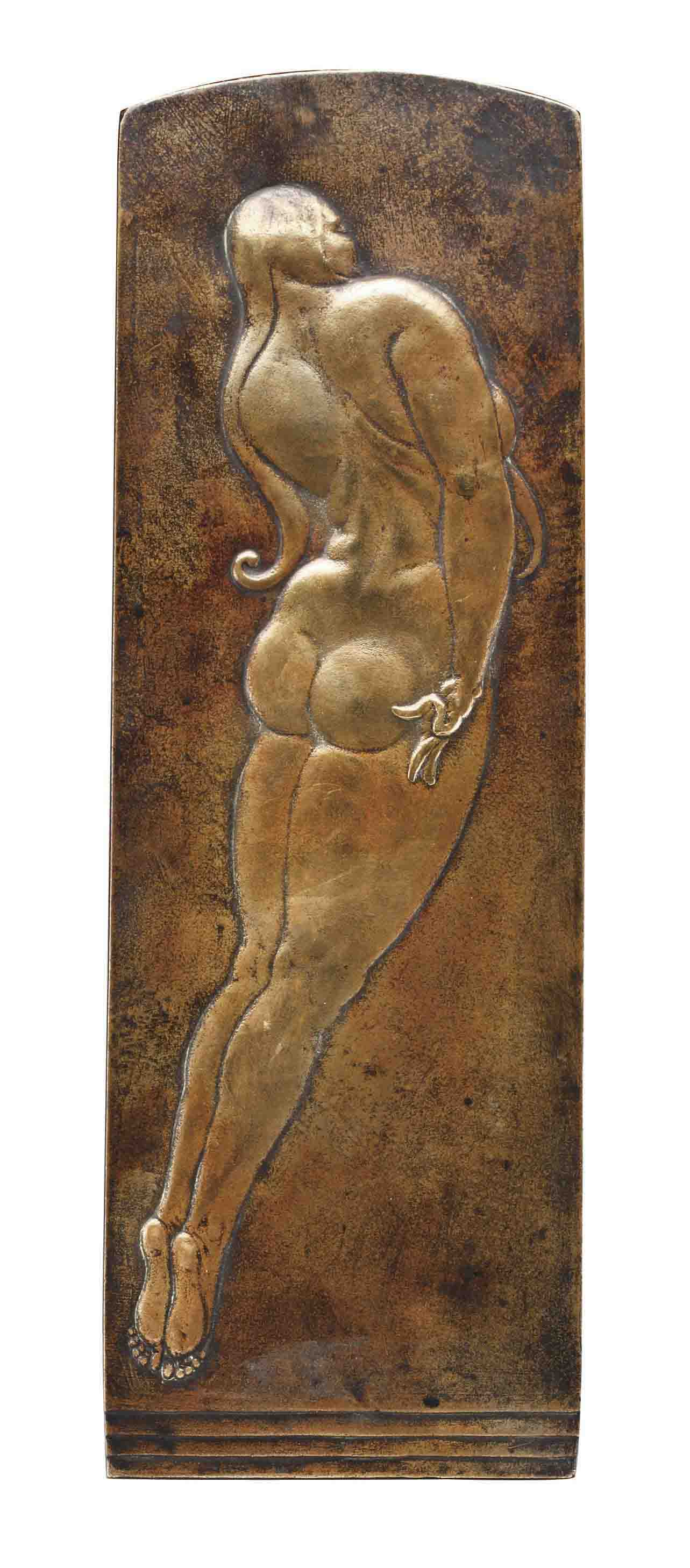 Bas-relief (Woman)