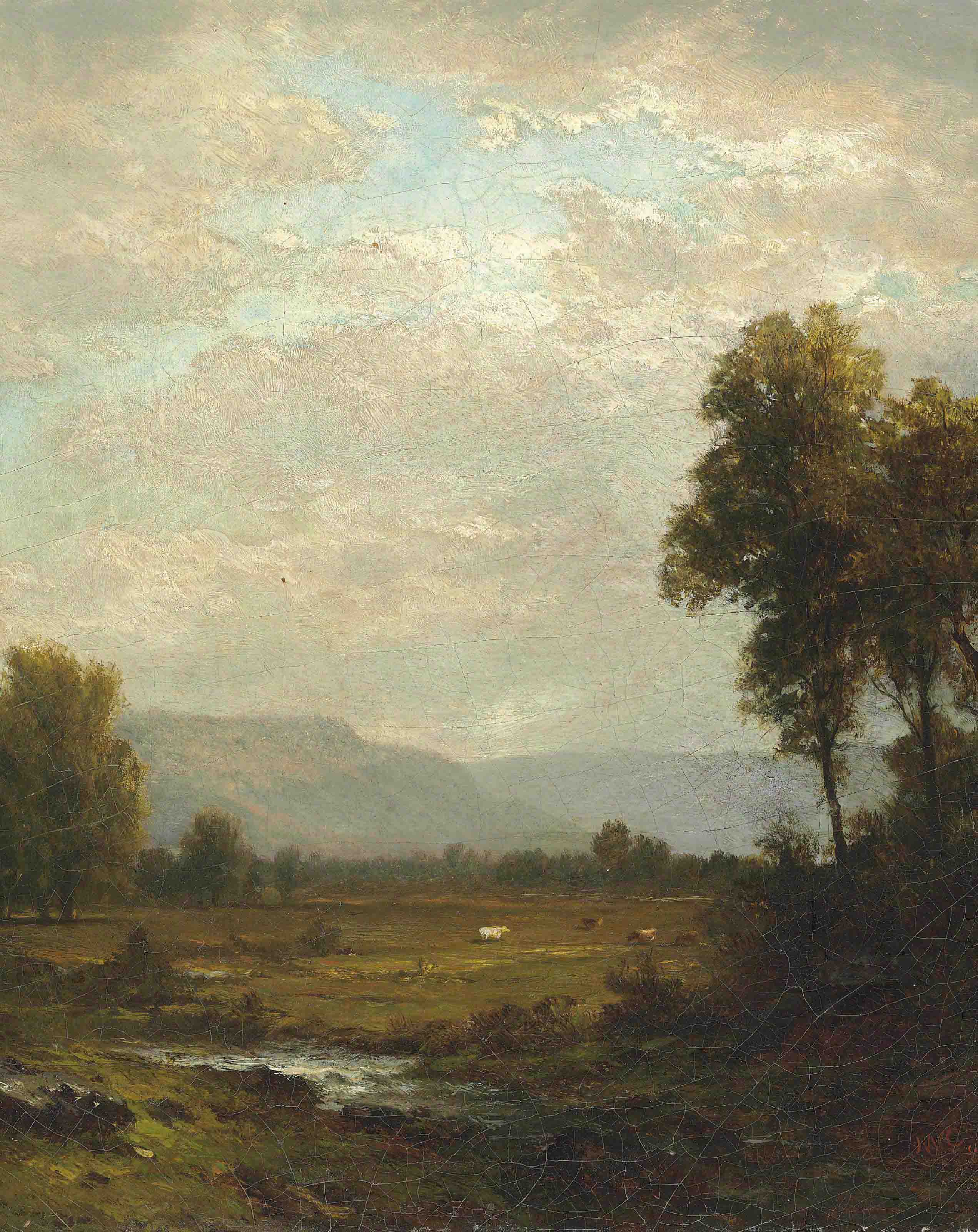 Pastoral Landcape