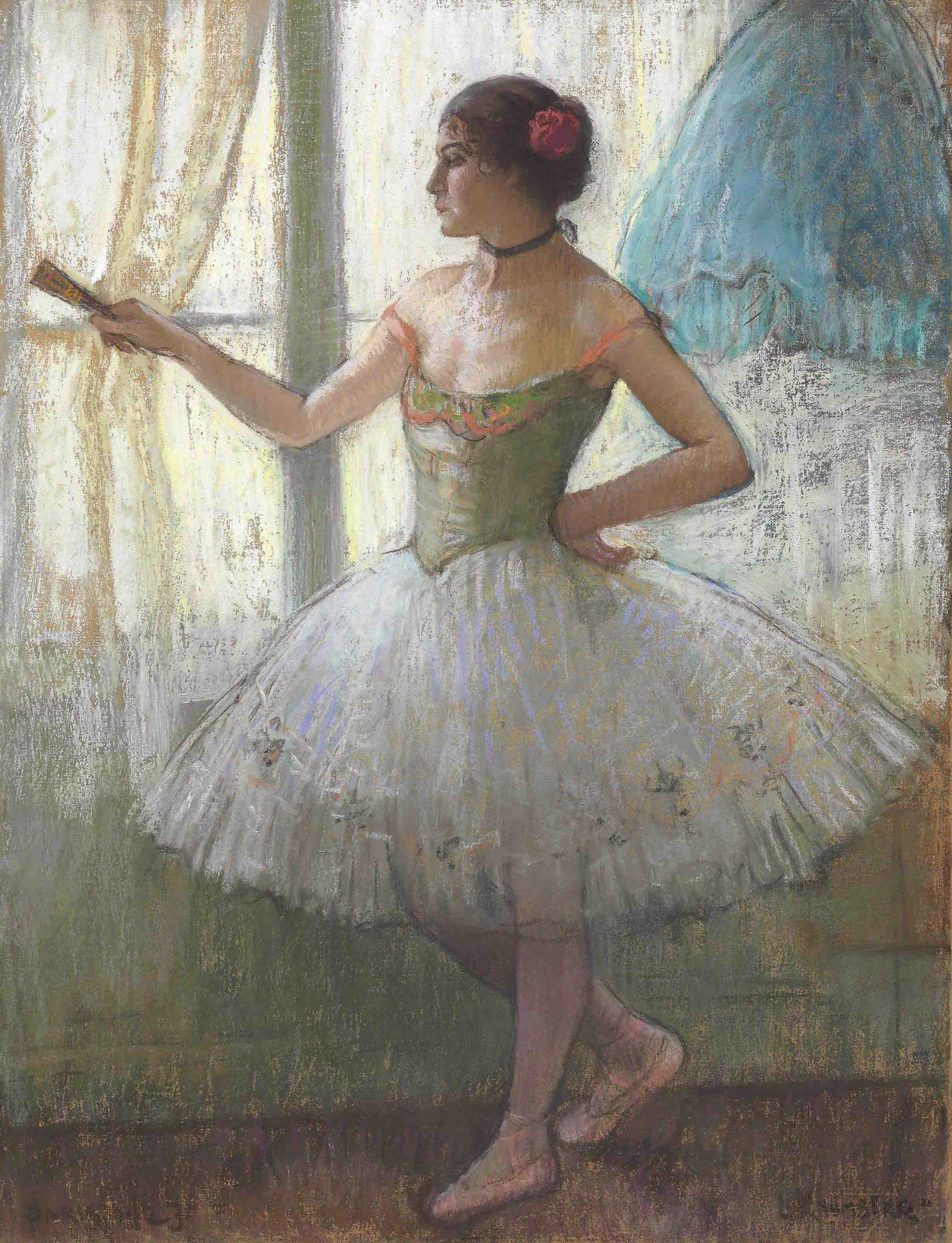 Ballet in White