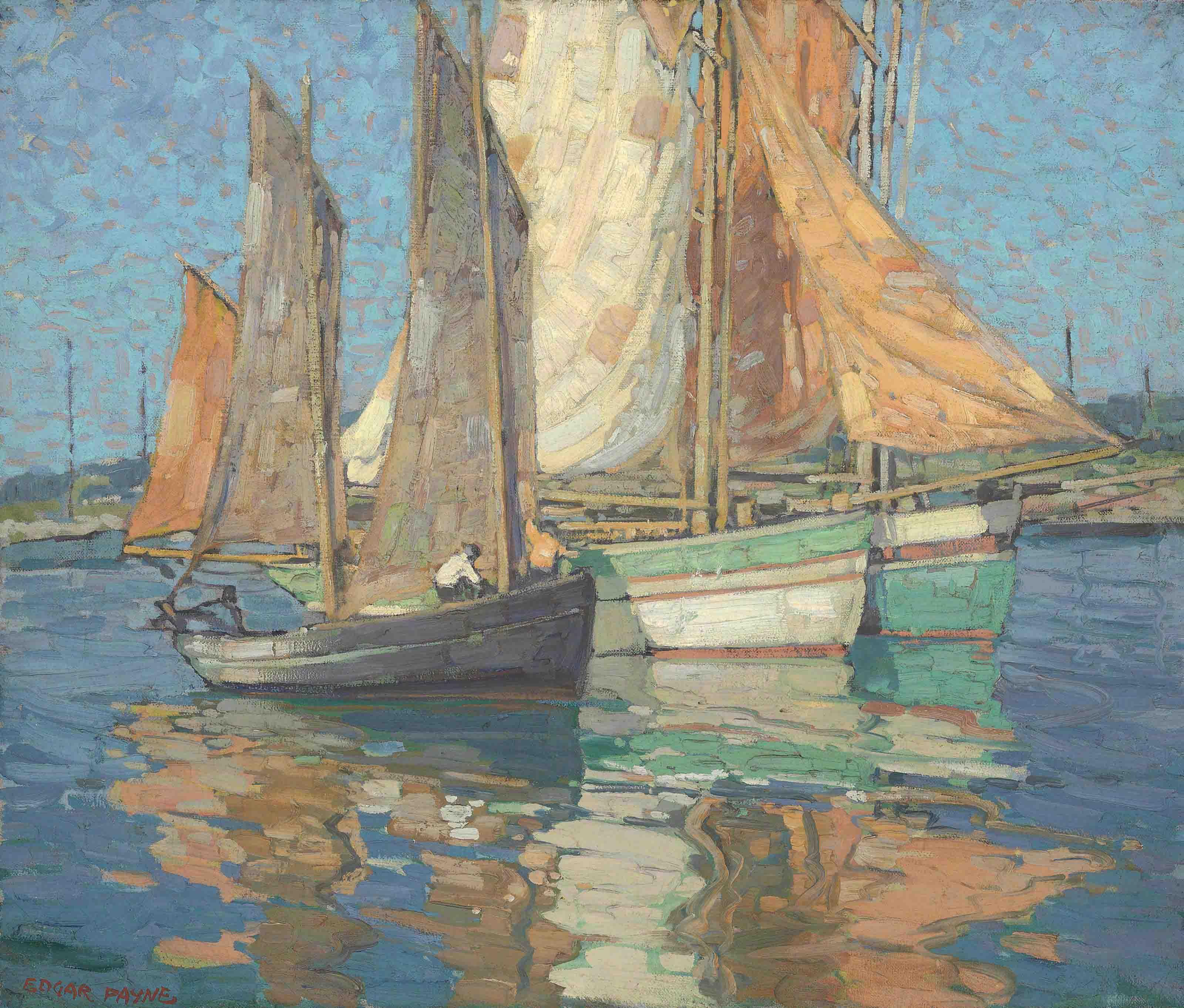 Breton Boats