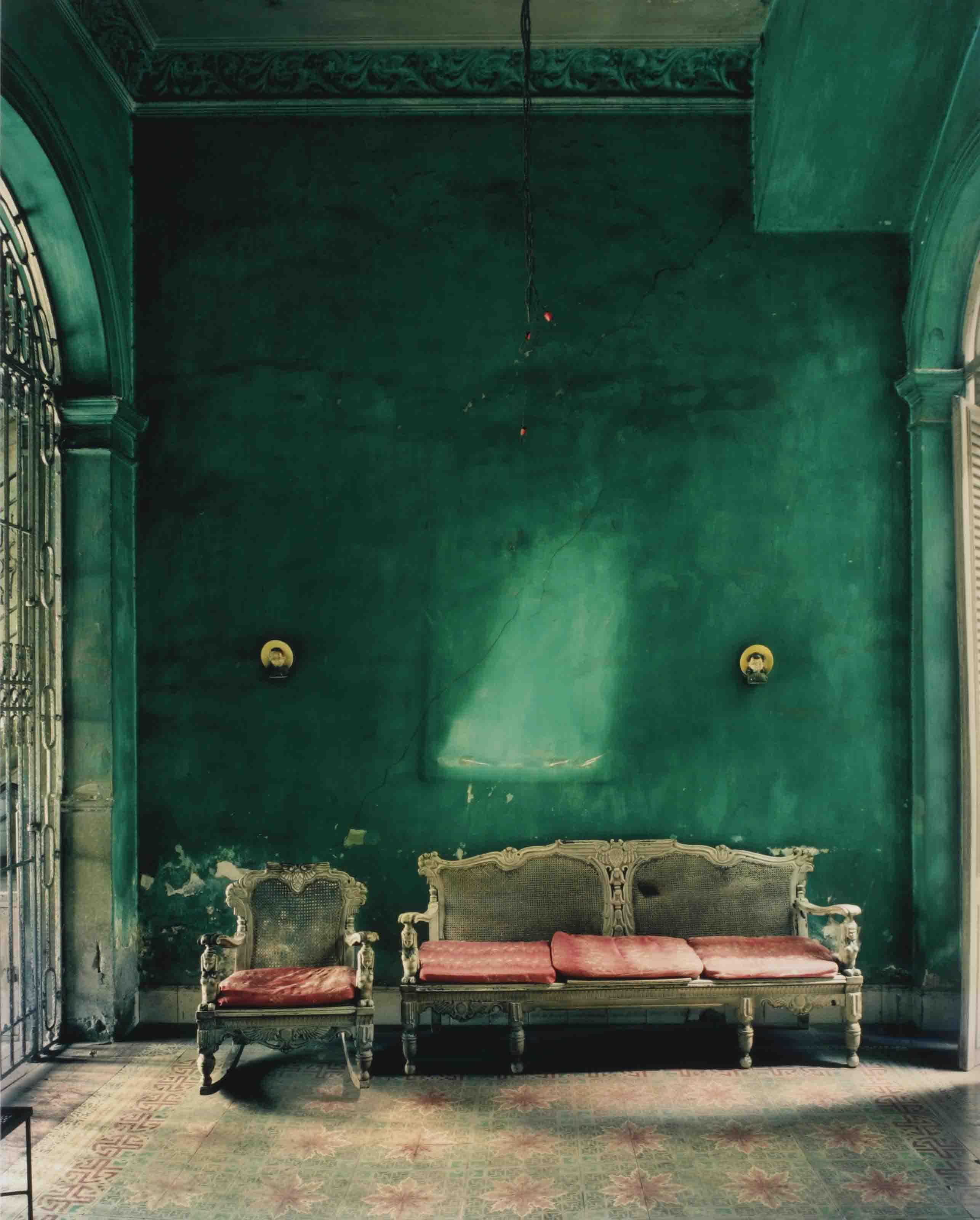 Green Interior, 2002