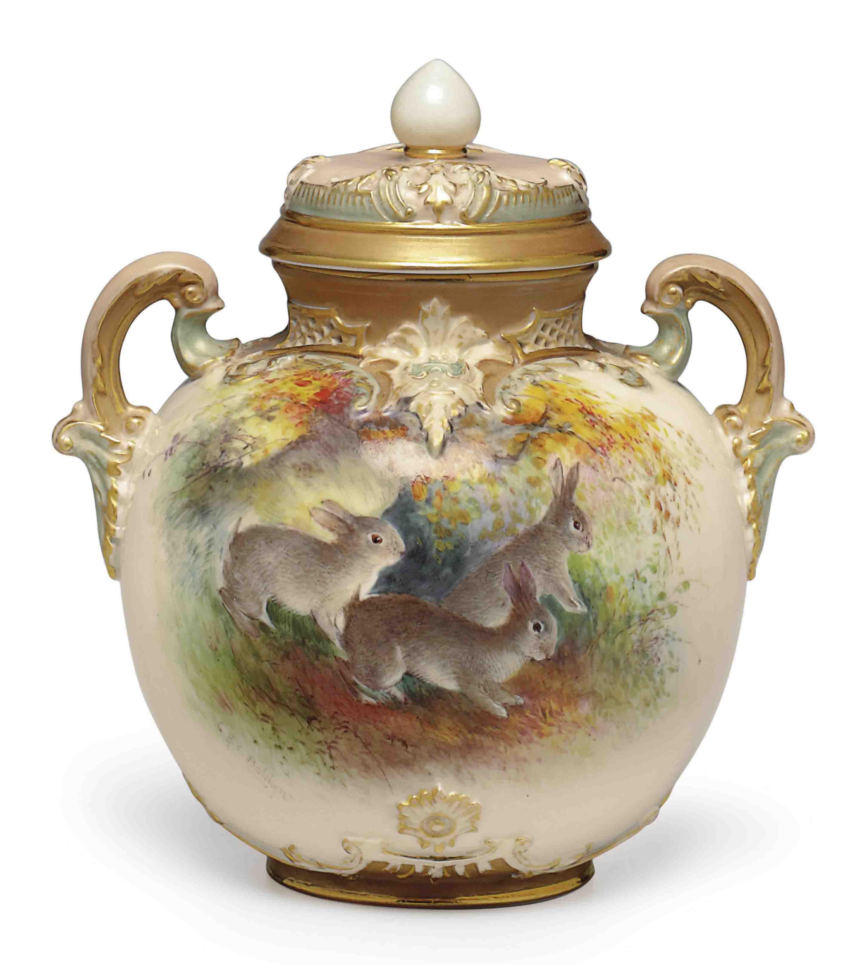 Dating royal worcester porcelain
