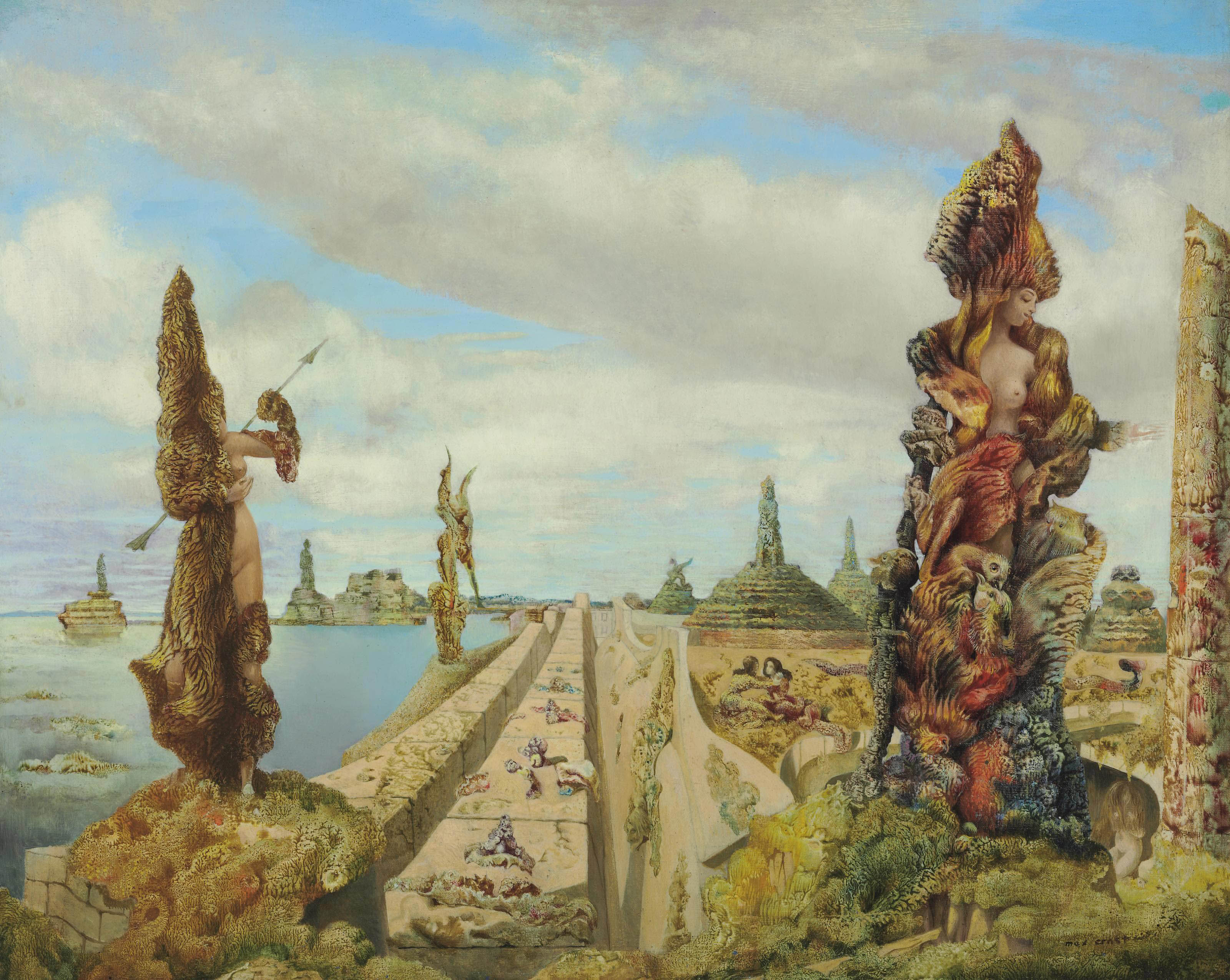 Audio: Max Ernst, The Stolen Mirror