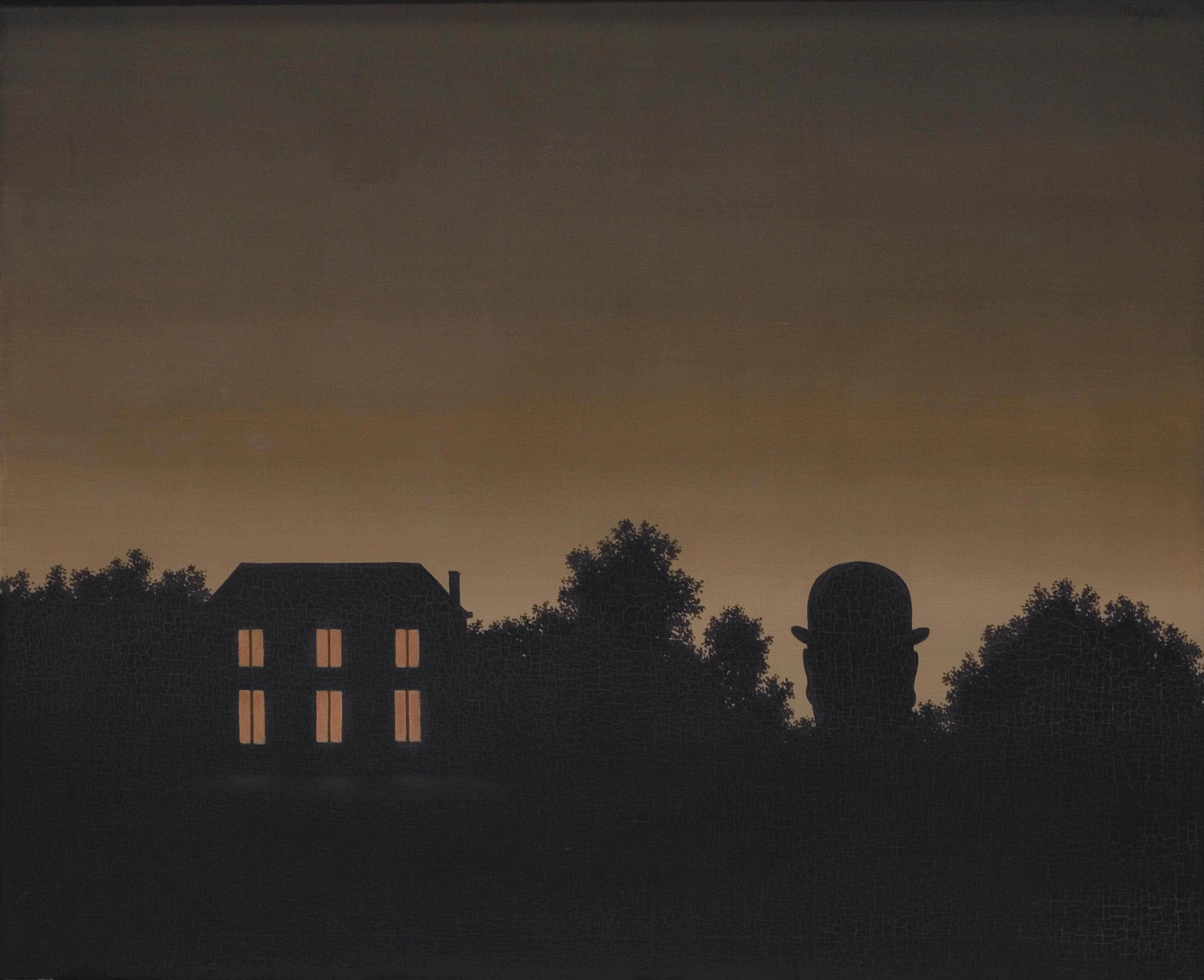 Audio: Rene Magritte, La fin du monde
