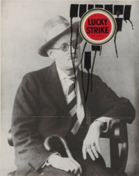 Untitled (James Joyce Lucky)