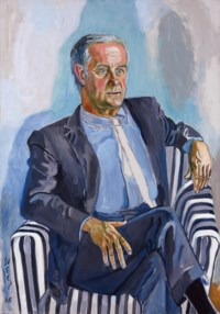 Portrait of Robert Graham