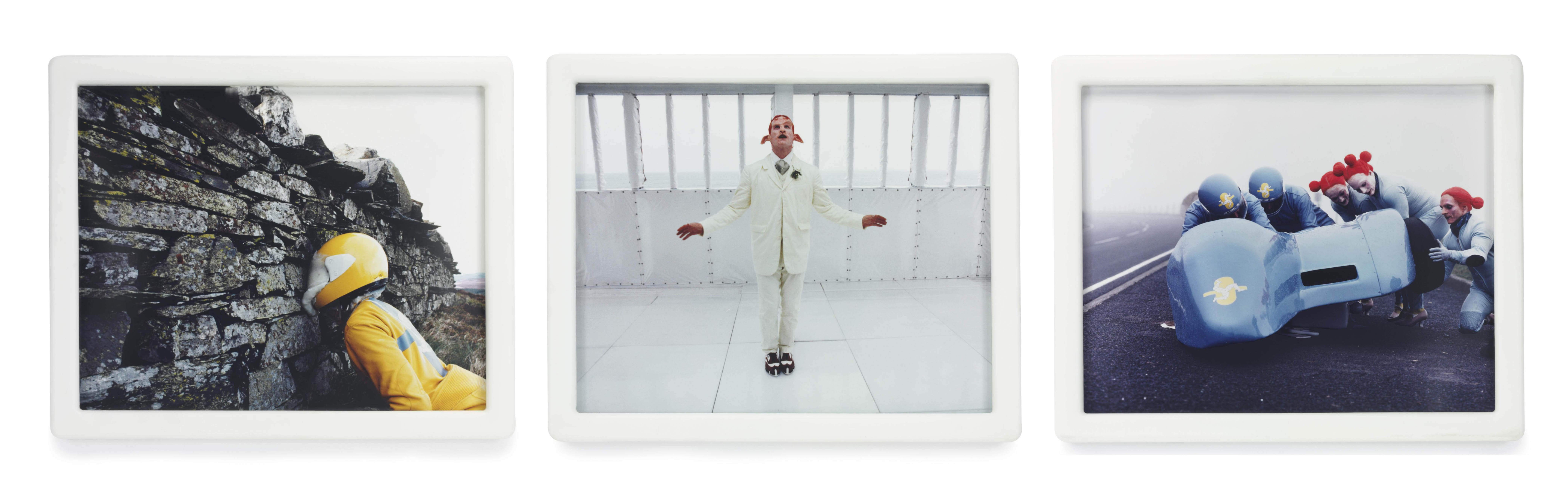 MATTHEW BARNEY (B. 1967) | Cremaster 4: Triple Option | 1990s ...