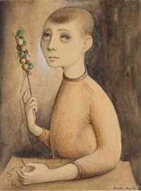 Niño con cascabeles
