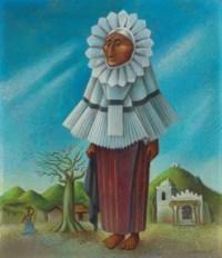Tehuantepec Woman