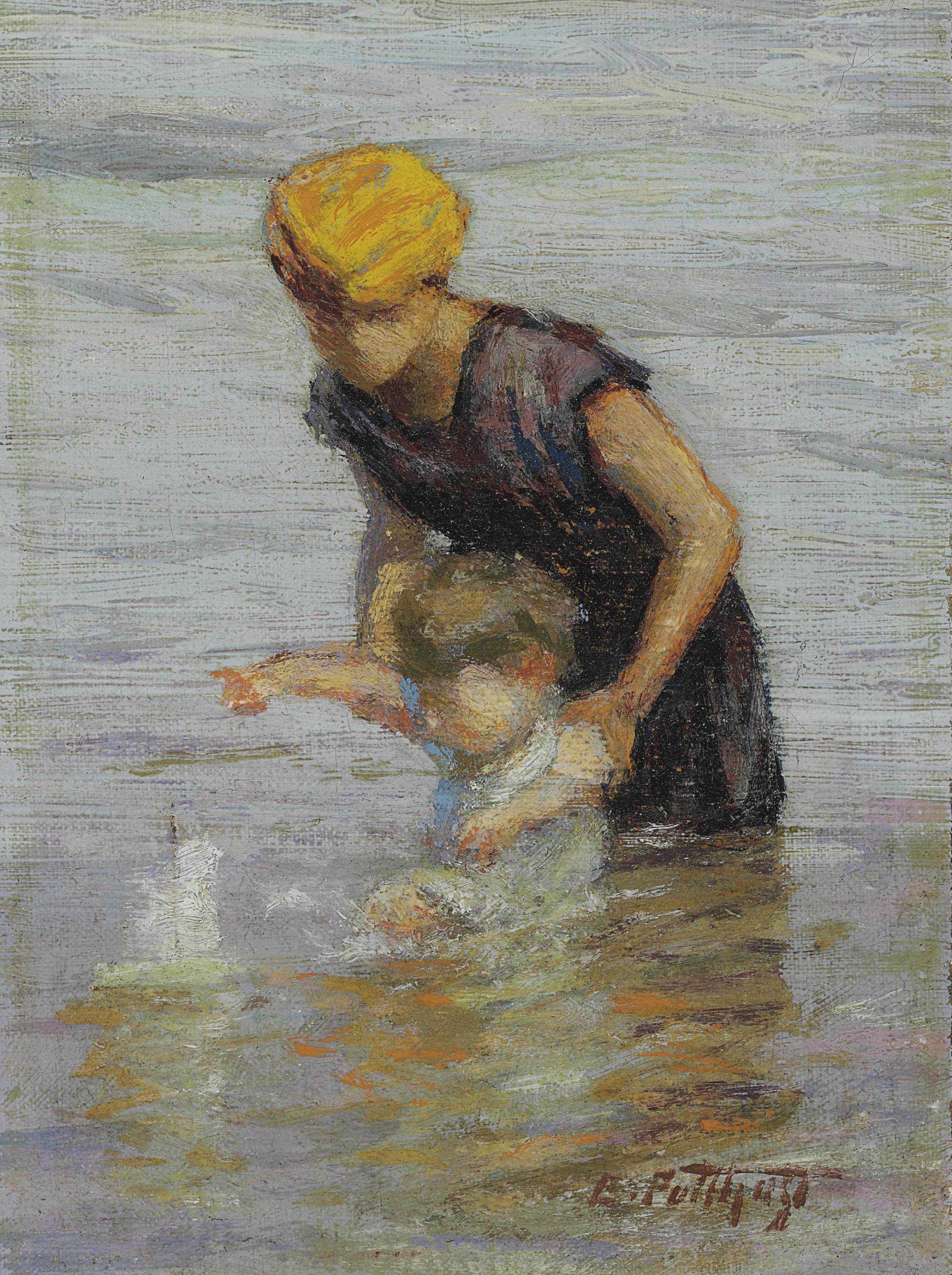 Edward Henry Potthast (1857-1927)