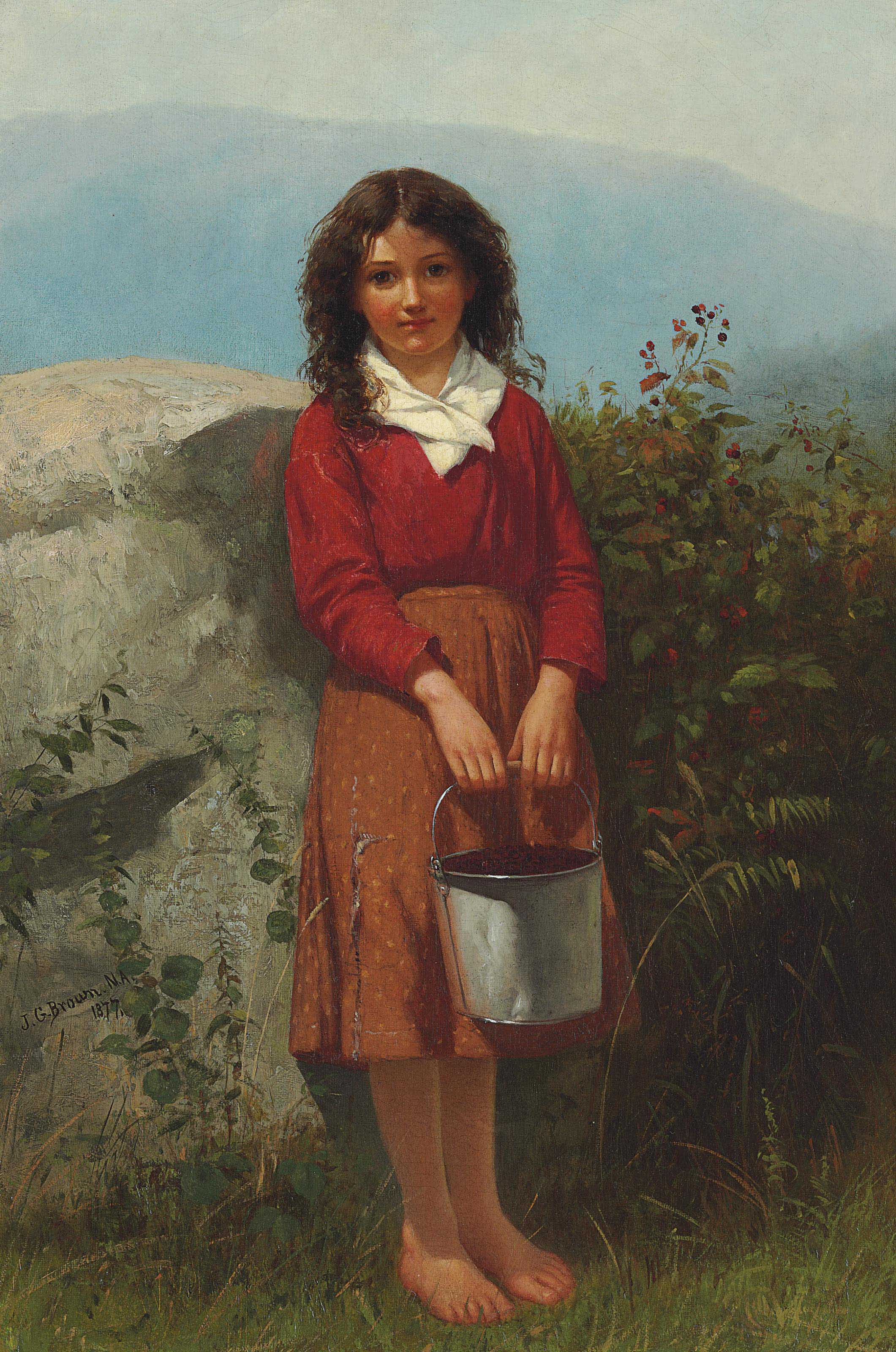 The Berry Picker