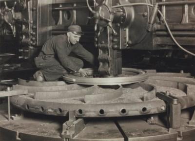 LEWIS W. HINE (1874-1940)