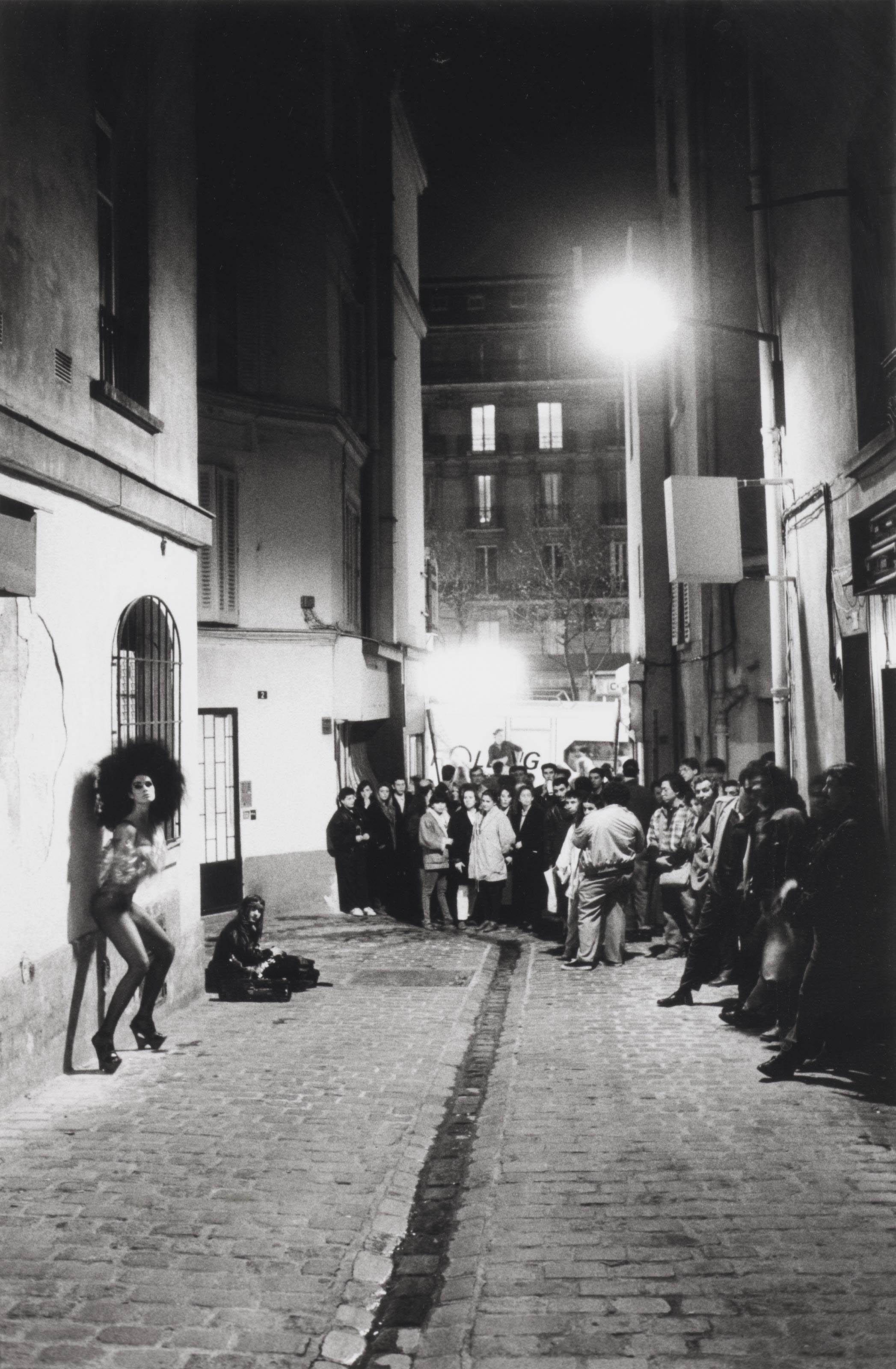 Untitled (fashion shoot), 1998