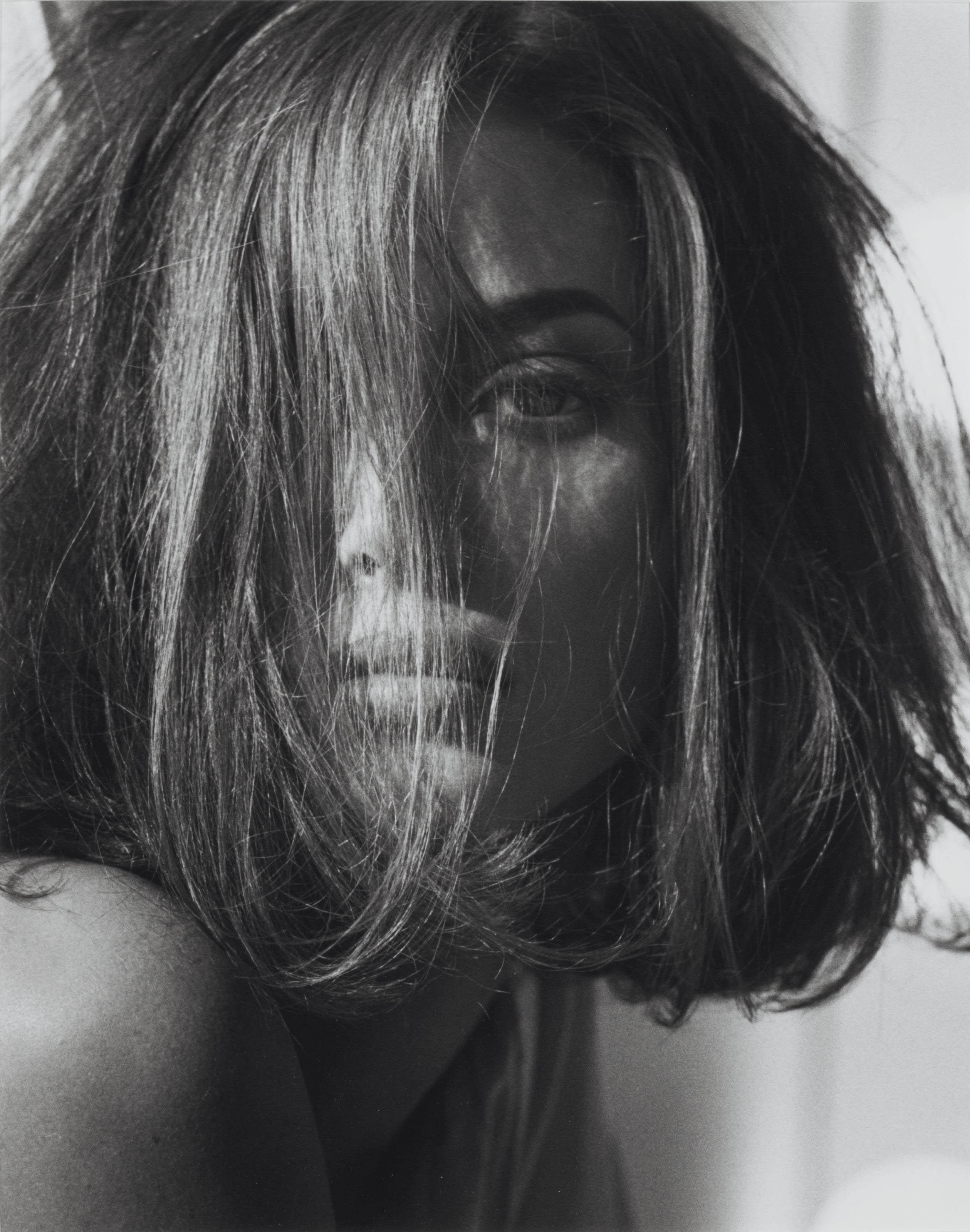 Christy Turlington, for 'Italian Vogue', 1989