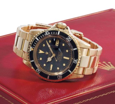 Rolex. A Fine And Exceptionall